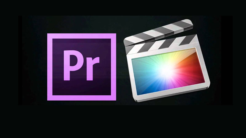 Adobe Premiere Pro против Apple Final Cut Pro X