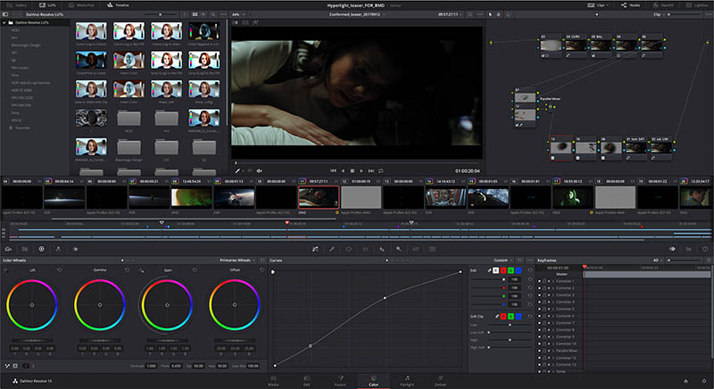Blackmagic Design DaVinci Resolve 15