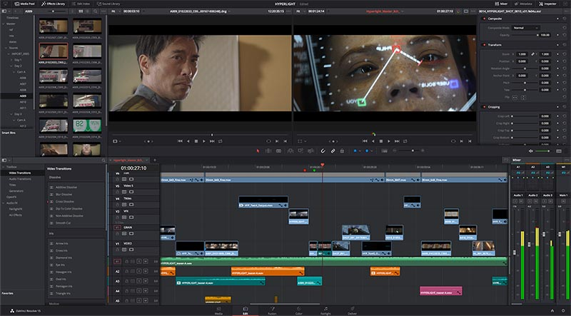 Blackmagic Design DaVinci Resolve 15.2