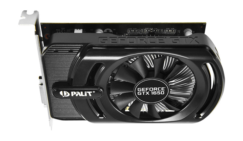 Видеокарта Palit GeForce GTX 1660 StormX